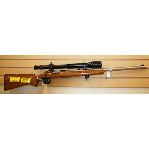 Consignment Remington 40-X Target Rifle (6mm REM) w/ Wood Box & Box of Extras