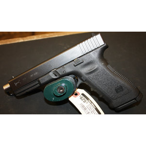 Glock Glock 22 Gen 3 .40 (w/ Match Barrel Upgrade, Box, 2 Mags, Holster)