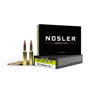 Nosler Nosler BT 6.5 Creedmoor (140 Grain Ballistic Tip) #40064