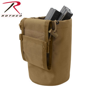 Rothco Rothco MOLLE Roll-Up Dump Pouch (COYOTE)