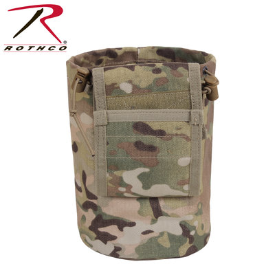 Rothco Rothco MOLLE Roll-Up Dump Pouch (MULTICAM)