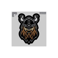Milspec Monkey Viking Warrior #1 Decal (Full Color) Horns