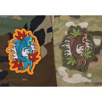 Milspec Monkey KOI Tattto 1 Patch