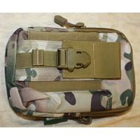 Mil-Spex Mil-Spex MOLLE Multi Pouch (Multicam Uniflage) 2437