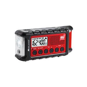 Midland Midland E-Ready Emergency Radio (Red) ER310