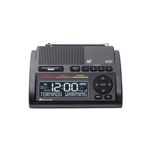 Midland Midland Weather Alert Radio (WR400)