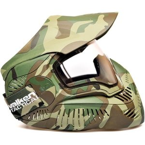Valken Valken MI-7 Thermal Mask (Woodland Camo) Paintball