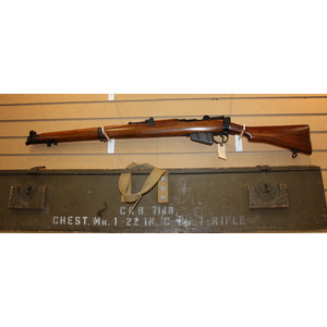 Consignment Lee Enfield Trainer w/ Wood Box!