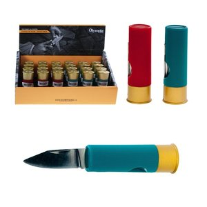"Olympia Shotgun Shell Knife (4.5"")"