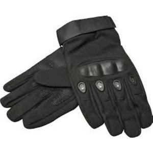 Mil-Spex Mil-Spex Hard Knuckle Gloves (BLACK)
