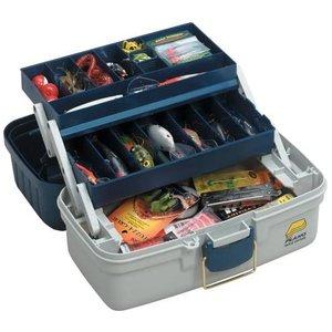 Plano Plano Tackle Box (2 Tray) Blue/White (993969)