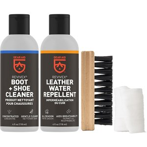 Gear Aid Gear Aid Revivex Leather Boot Care Kit (36771)