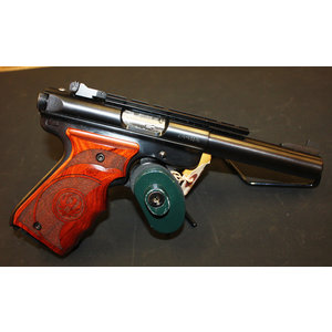 Consignment Ruger Mark 3 Target .22 Pistol (w/ 2 Mags & Wood Grips)