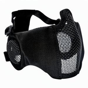 Valken Valken ZULU Mesh Lower Mask (BLACK)
