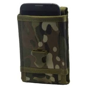 Mil-Spex Mil-Spex MOLLE Military Phone Case - Unicam / Multicam