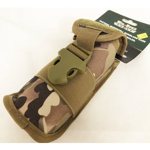 Mil-Spex Mil-Spex MOLLE Hardcase Sunglasses Case - Unicam / Multicam