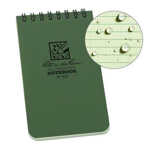"""Rite In The Rain Rite In The Rain Notebook (3"""" x 5"""") OD / Spiral"""