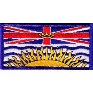 "CPK BC / British Columbia Patch (2"" x 4"")"