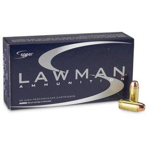 CCI/Speer Speer Lawman 40 S&W (180 Grain)