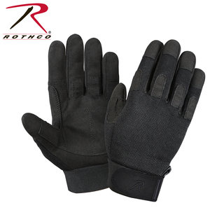 Rothco Rothco BLACK Lightweight All Purpose Duty Gloves
