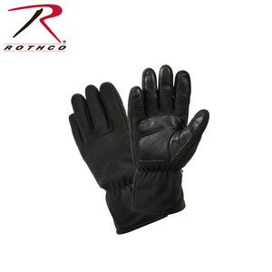 Rothco Rothco Micro Fleece All Weather Gloves (BLACK) #3470