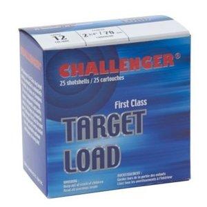 """Challenger Challenger 12GA Target Load Hi-Vel (7.5) 2 3/4"""" / 1 1/8oz"""