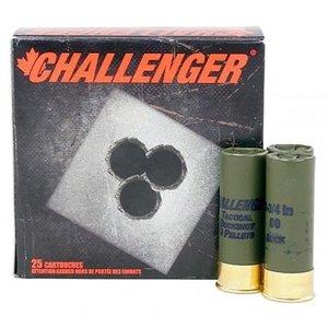 """Challenger Challenger 12GA 2 3/4"""" Magnum OO Buckshot(#9869)"""