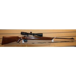 Consignment Remington 722 (222 Remington) w/ Scope and Case