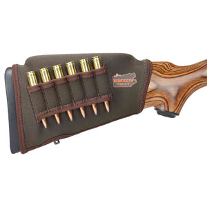 Beartooth Beartooth Comb Raising Kit 2.0 (Rifle) Brown (w/Loops)