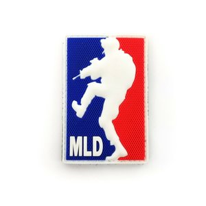 Tactical Innovations Major League Door Kicker Patch (PVC)
