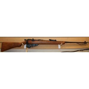 UK DND Lee Enfield Sporter Rifle (.303) Clean Wood (#K1)