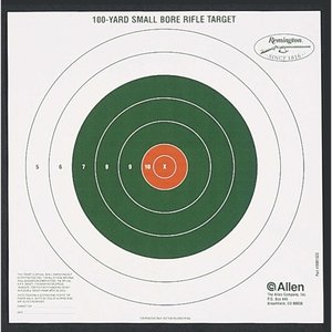 Allen Company Remington 100 Yard Sight In Target (12 PACK) #1523