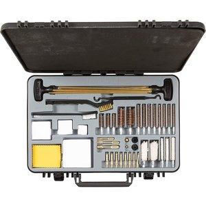 Allen Company Allen Krome Universal Cleaning Kit (50+ Pieces) #70977