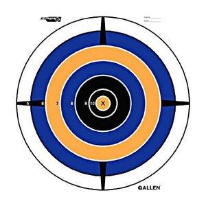 Allen Company Allen Ez AIm Bulls Eye Target 13 PACK (15334)
