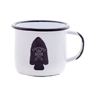 Arrowhead Arrowhead LOGO Enamel Mug
