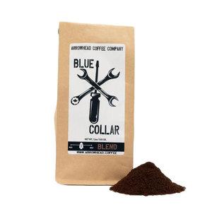 Arrowhead Arrowhead Blue Collar Coffee (Ground) 340 Grain