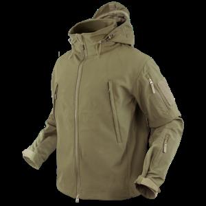 Condor Condor Summit Softshell Jacket (COYOTE Brown)