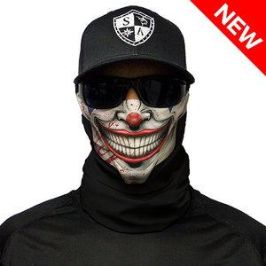 SA SA Face Shield Wrap (Mr. Jokester)