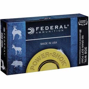 Federal Federal 308 WIN (180 Grain JSP) 308B