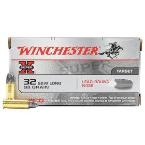 Winchester Winchester 32 S&W (85 Grain) LRN (X32SWP)