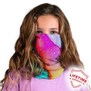 SA KIDS Face Shield Wrap (Watercolor)