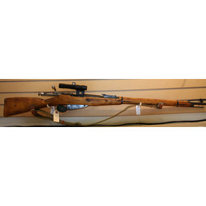Consignment Mosin Sniper Rifle (Reproduction) 7.62x54r
