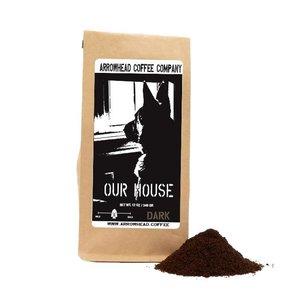 Arrowhead Arrowhead OUR HOUSE Coffee (Ground) 340 Grain