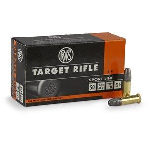 RWS RWS 22 LR Target RIFLE (40 Gr) 50 Rds (2132478)