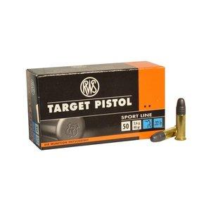 RWS RWS 22 LR Target Pistol (40 Gr) 50 Rds (2132710)