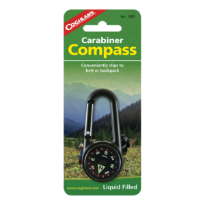 Coghlan's Coghlan's Carabiner Compass (1985)