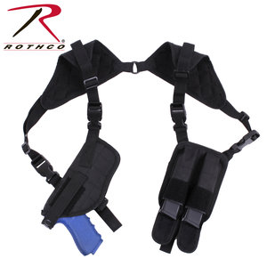 Rothco Rothco Shoulder Holster (Black) 10985