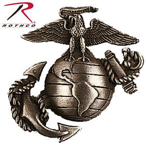 Rothco Rothco Marine USMC Pin Bronzed (1753)