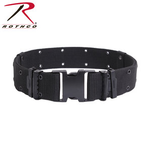 Rothco Rothco Quick Release Pistol Belt (BLACK) 9027