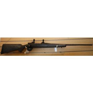 Weatherby Vanguard 7mm REM Mag Rifle - Japan  (w/ Scope Rings)